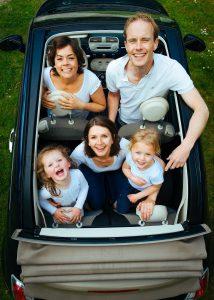 מדריך איך לבחור רכב משפחתי