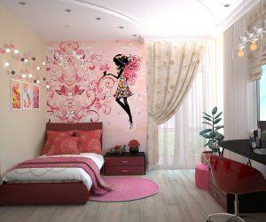 תמונות לחדר הילדים בעיצובים מיוחדים